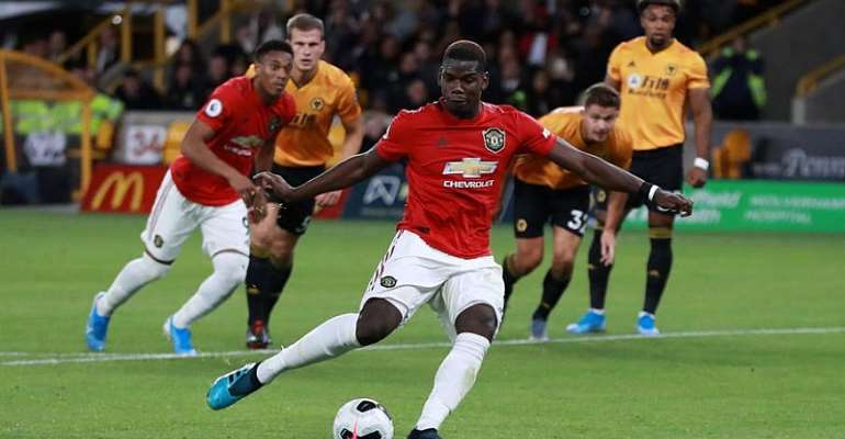 Solskjaer Refuses To Blame Pogba After Penalty Miss