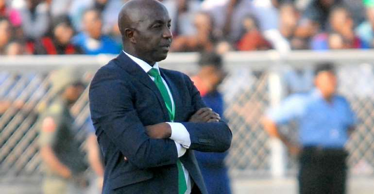 Nigeria FA Ready To Help Banned Coach Siasia Clear His Name