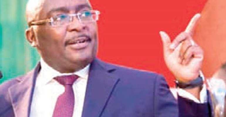 Vice-President Bawumia