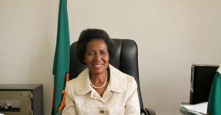 Covid-19: Zambia's Vice President Tests Positive