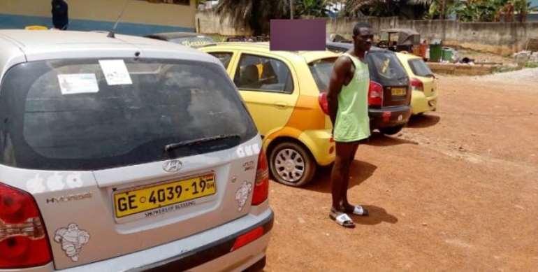 Kumasi: Car Snatcher Busted, 8 Vehicles Retrieved