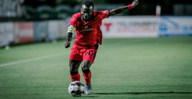 Unstoppable Solomon Asante Scores And Provide 2 Assists In Phoenix Rising FC's Big Win