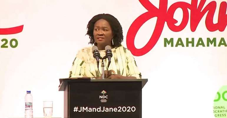 All Witches Camp Would Be Phased Out When NDC Wins – Jane Naana