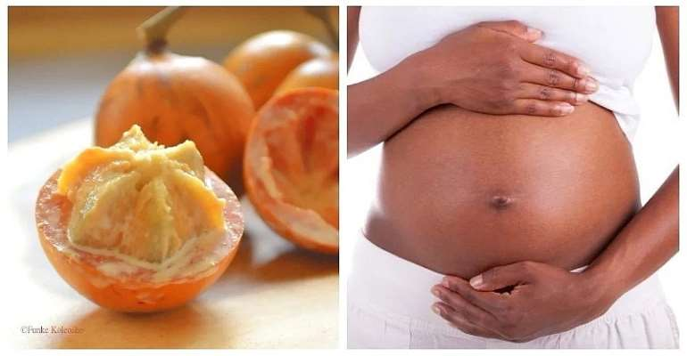 'Alasa' (African Star Apple): Best fruit for pregnant women and contains about 25 mg of Vitamin C