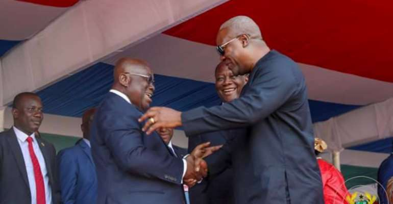 The Hurdles Ahead Of Election 2020 For The Opposition NDC
