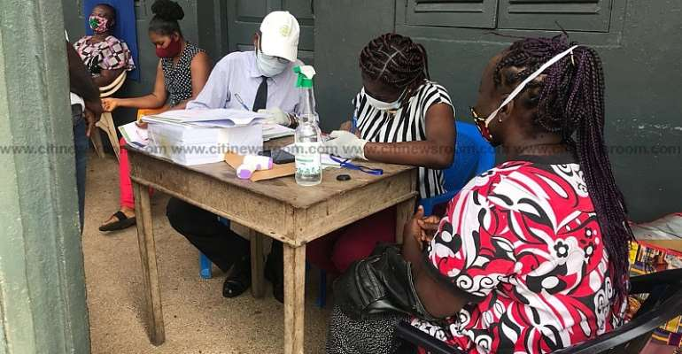 Voter Registration Of 18 Persons Cancelled In New Juaben South
