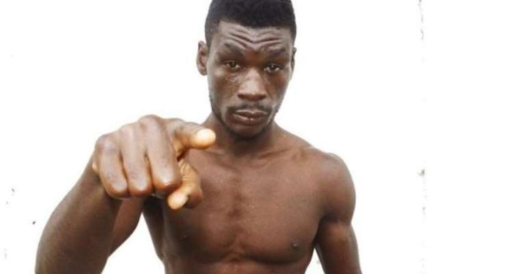 Ghana Boxing Authority Recalls Patrick Allotey