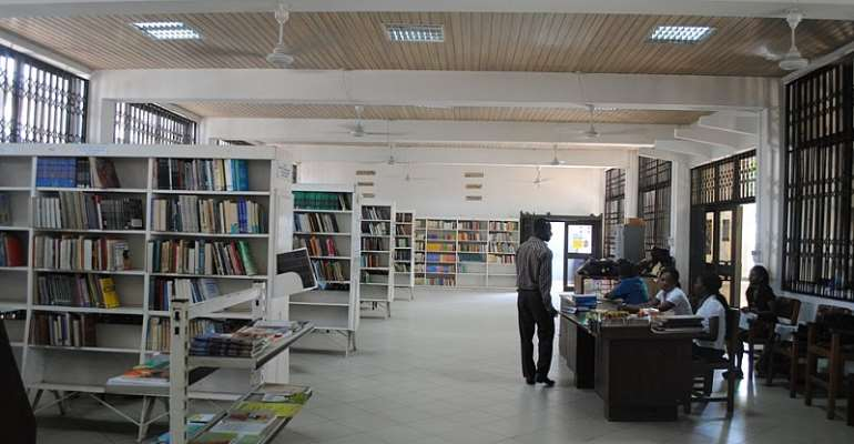 Ghana Public Libraries:  Are They Dead Or Alive?