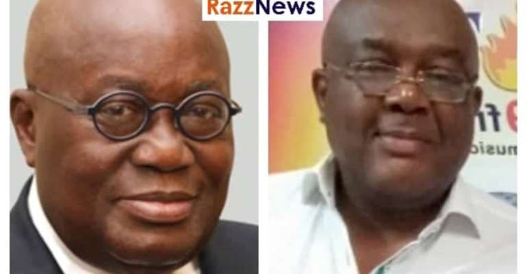 Victor Smith Reveals Why Nana Akufo-Addo Is Still Alive Today