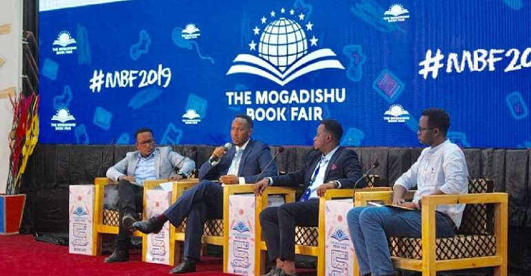 The fifth Mogadishu Book Fair revealed