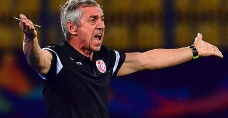 Tunisia Part Company With Coach Alain Giresse
