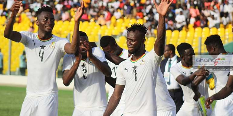 Black Meteors Beat Hearts Of Oak 1-0 In A Friendly Ahead Of Algeria Clash
