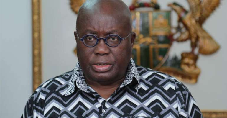 The Clearing Agent General (CAG) Nana Akufo Addo!!
