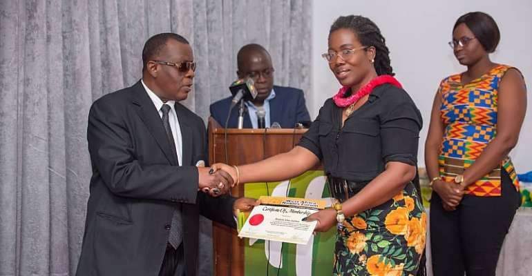 West Africa Nobles Forum Confers Award On GEPA CEO