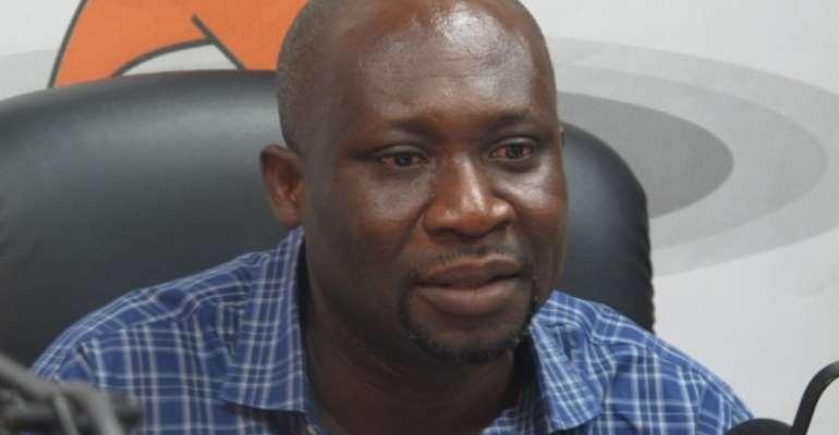 'I Have A Tough Skin' - George Afriyie Jabs Osei Kweku Palmer