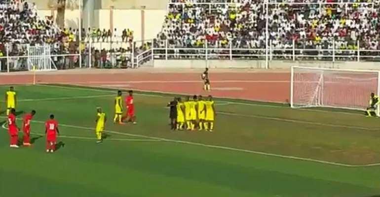 CAF CL: Kano Pillars Goalkeeper Ibrahim Iddrisu Insist Kotoko Is Under Pressure Ahead Of Return Leg