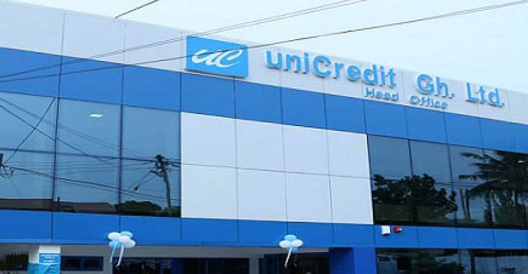 uniCredit Sues BoG