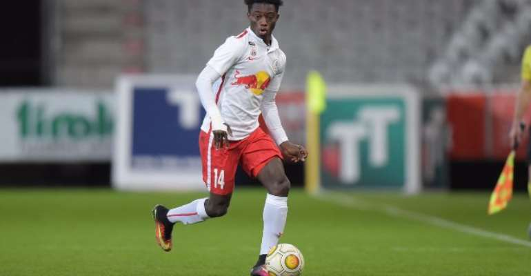 Barcelona In Talks To Sign Ghanaian Youngster Gideon Mensah