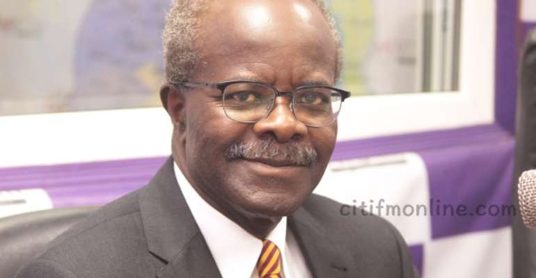Be Calm — Nduom Urge Employees
