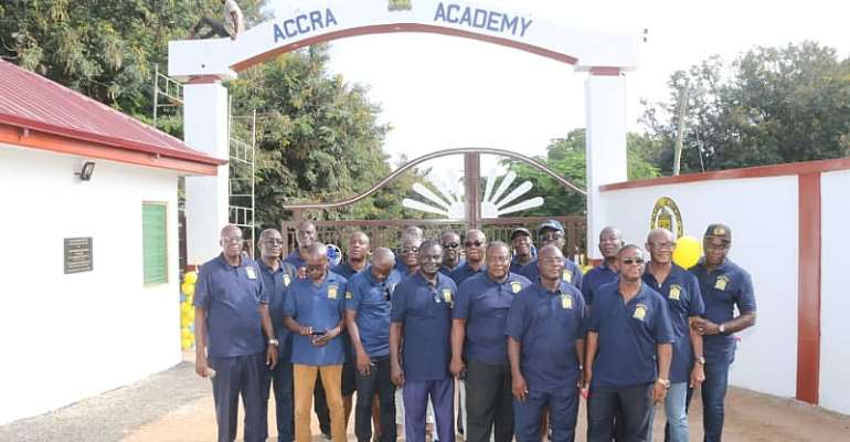 Accra Academy Old Students Committed to Provide Accomodation