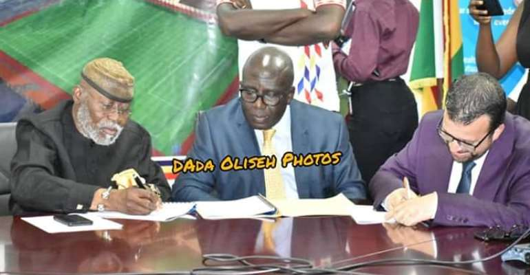 Hearts Sign Necessary Paperwork To Hand Pobiman Project To Prefabex
