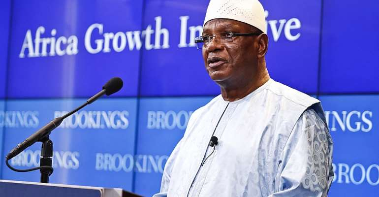 Malian President Ibrahim Boubacar Keïta has resigned - Source: