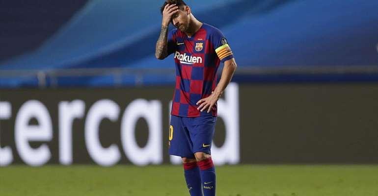 Lionel Messi (FC Barcelona)  Image credit: Getty Images
