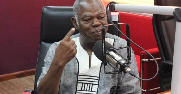 PNC Shall Not Die With The Exit Of Dr Edward Mahama, We'll Fight Him – Youth Wing Backs Mornah