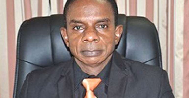 Johnson Akuamoah Asiedu