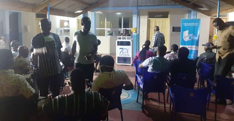 Volta Journalists Angry Over Mahama Swerve