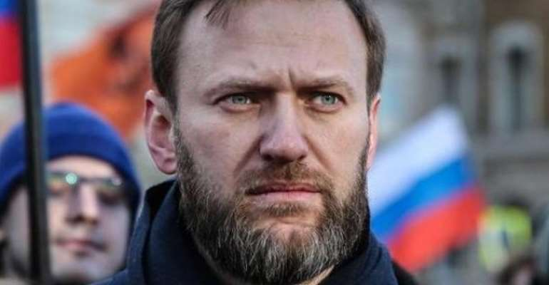 Russian Hospital: No Evidence Of Poisoning Found In Tests On Navalny
