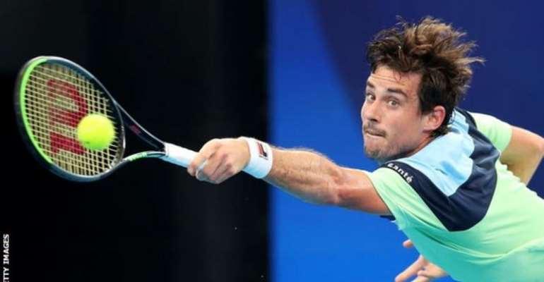 Guido Pella reached the Wimbledon quarter-finals last year
