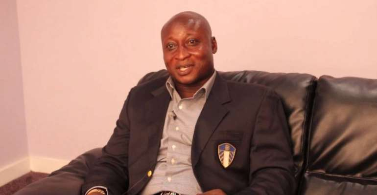 I Stopped Doing Football In Ghana Because I Didn't Want To Become Corrupt – Tony Yeboah