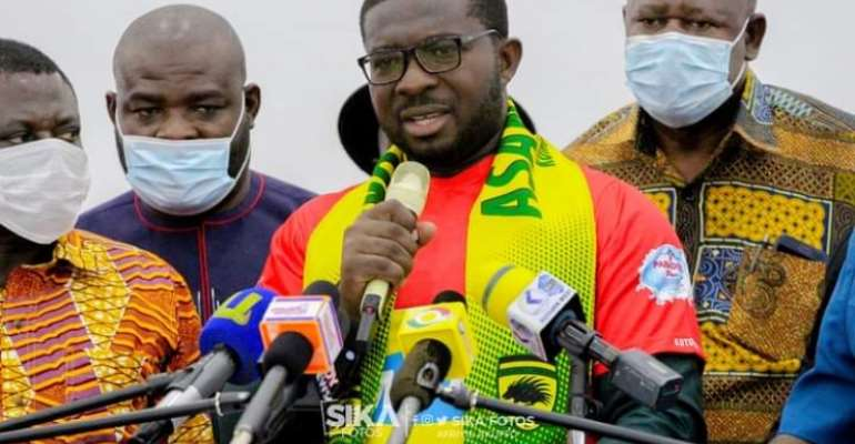 Kotoko CEO Proposes New Club Office In Accra