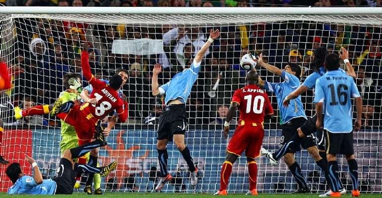 2010 World Cup: We Were Cheated Against Uruguay - Ex-Ghana Defender John Paintsil