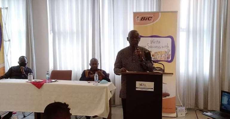 Professor Kwasi Opoku Amankwa