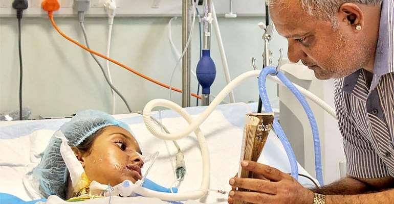 Battling-Life-Threatening Illness, 16-Year-Old Sushma Clears SSLC Exam With Distinction