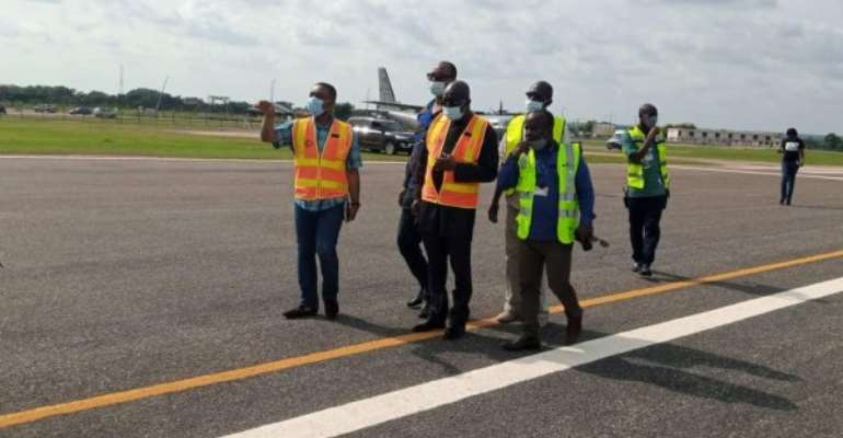 Safety Issues At Wa Airport To Be Addressed Soon – Minister