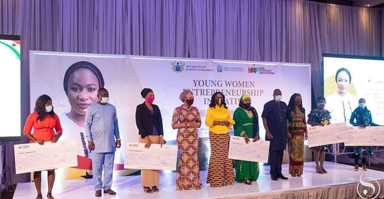 Gov't Supports Women Entrepreneurs With GH¢3 Million