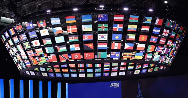 FIFA To Hold 70th Congress Online