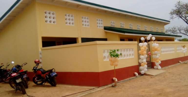 US Embassy To Build 18 CHPS Compounds In Ghana