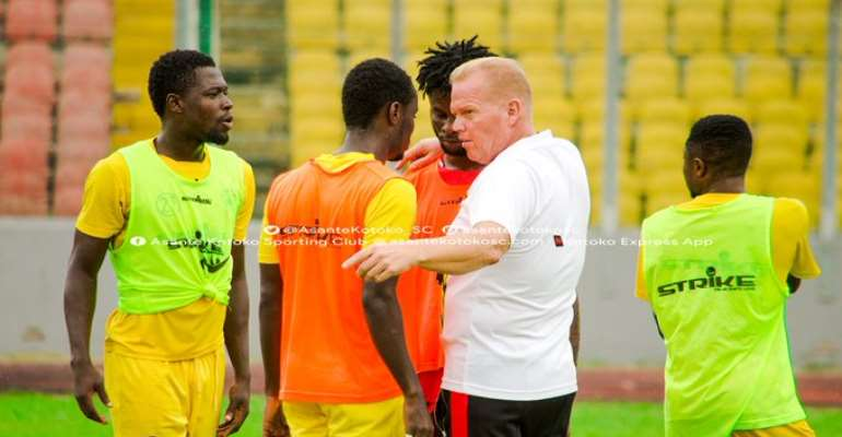 CAF CL: Kotoko To Train On Astro-Turf Before Kano Pillars Encounter