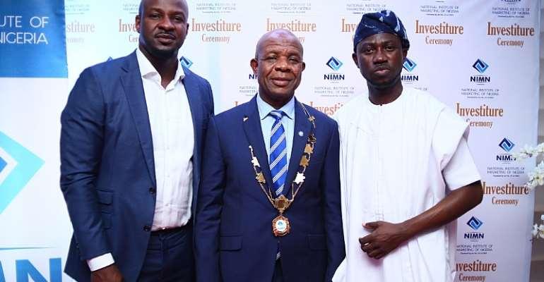 BlackHouse Media Founder, CEO, Ayeni Adekunle Named Fellow Of Nigerian Institute Of Marketing
