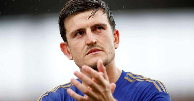 United Agree £80m Deal To Buy Harry Maguire From Leicester