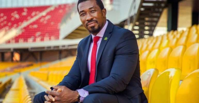 AFCON 2019: Dr Prince Pambo Hails Egypt For Successful Tournament