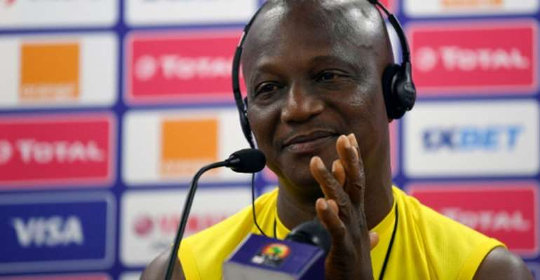 CAF CL: Ghana Coach Kwesi Appiah Tips Asante Kotoko To Beat Kano Pillar