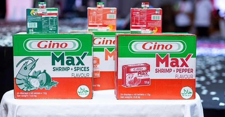 Gino Max Launched