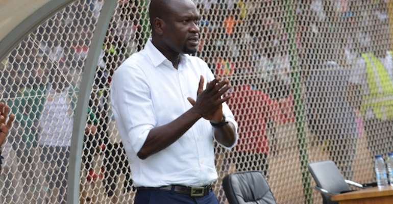 CK Akunnor Drags Kotoko Management To Disciplinary Committee For Wrongful Dismissal