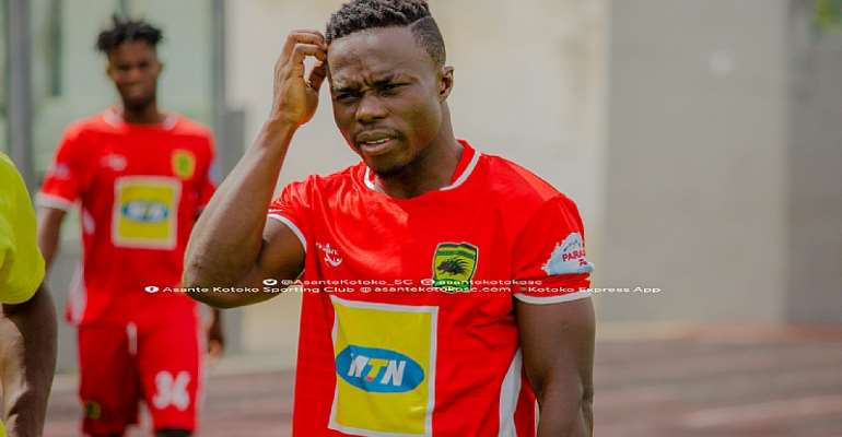 CAF CL: Augustine Okrah Fired-Up For Africa Campaign