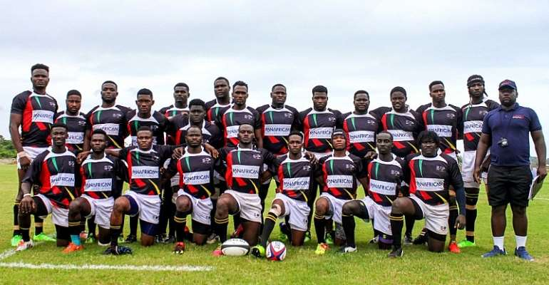 Inaugural Ghana-Nigeria Rugby President's Cup To Kick Off
